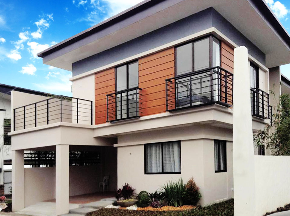 Amiya Rosa 2 Lipa City House and Lot For Sale