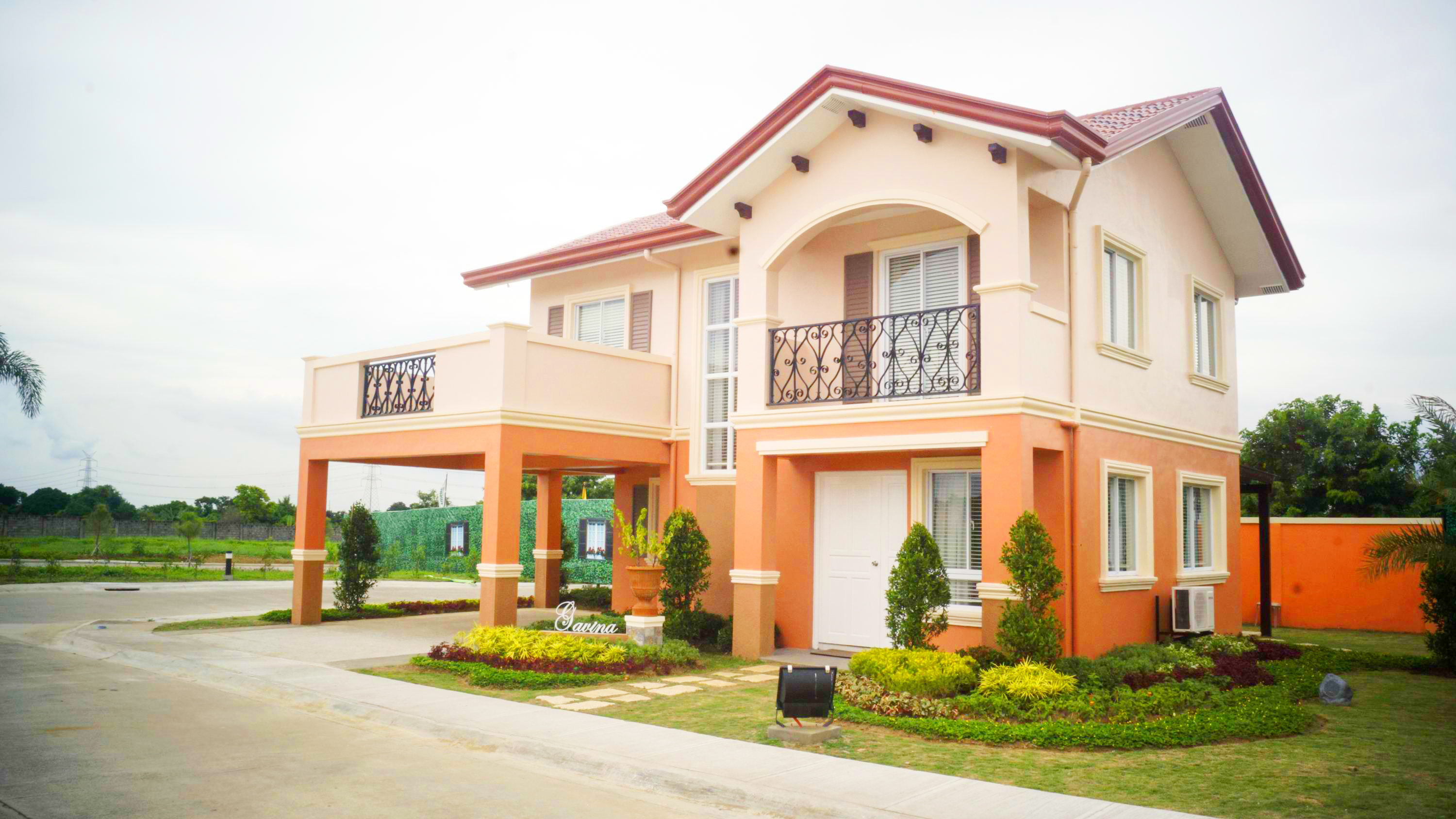 Camella homes lipa house and lot for sale batangas house for Camella homes design pictures