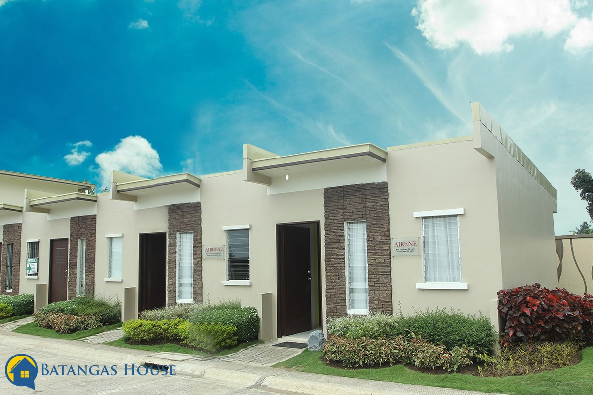 Lumina Homes Lipa City – House and Lot for Sale